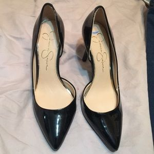 Jessica Simpson high heel shoes. Never worn!!!